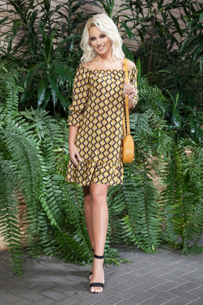 Платье 1312 (44-48) Summer 2019-part 3