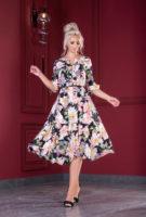 Платье 1375/1 (44-48) Autumn 2019