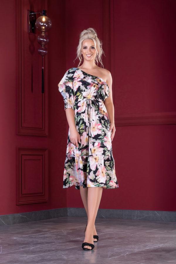 Платье 1399 (44-48) Autumn 2019