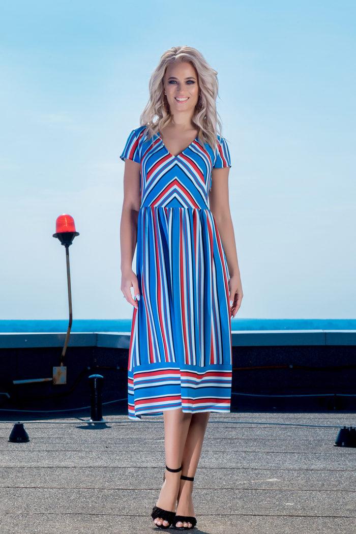 Платье 1320 (46-50) Summer 2019-part 3