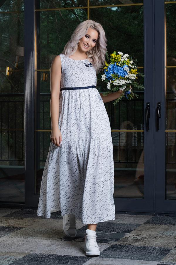 Платье 1354 (44-50) Summer 2019-part 3