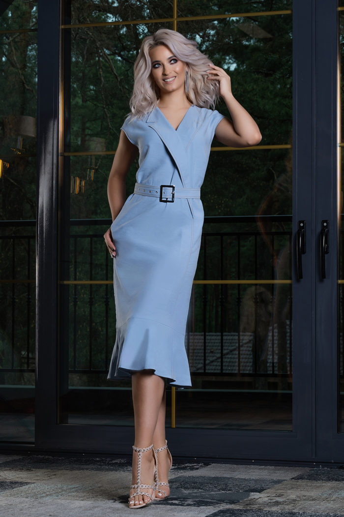 Платье 1362 (46-52) Summer 2019-part 3