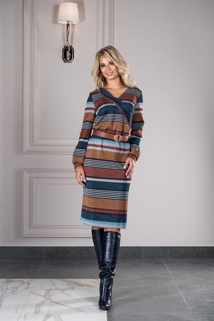 Платье 1405 (48-52) Autumn-Winter 2019/2020