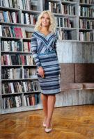 Платье 1412/1 (46-52) Autumn-Winter 2019/2020