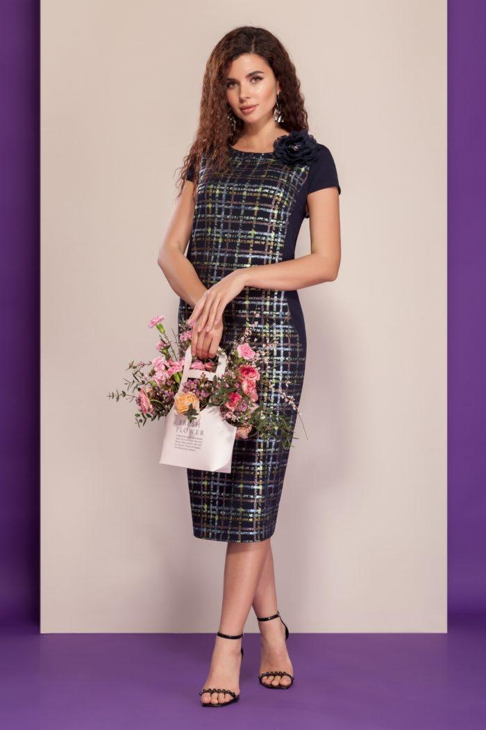 Платье 1462 (50-56) COLLECTION - 2019/2020