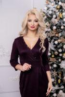 Платье 1465 (46-52) Christmas 2020