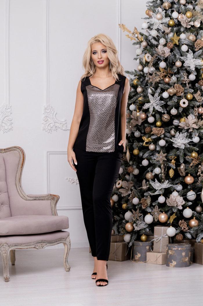 Комплект 1468 (48-54) Christmas 2020