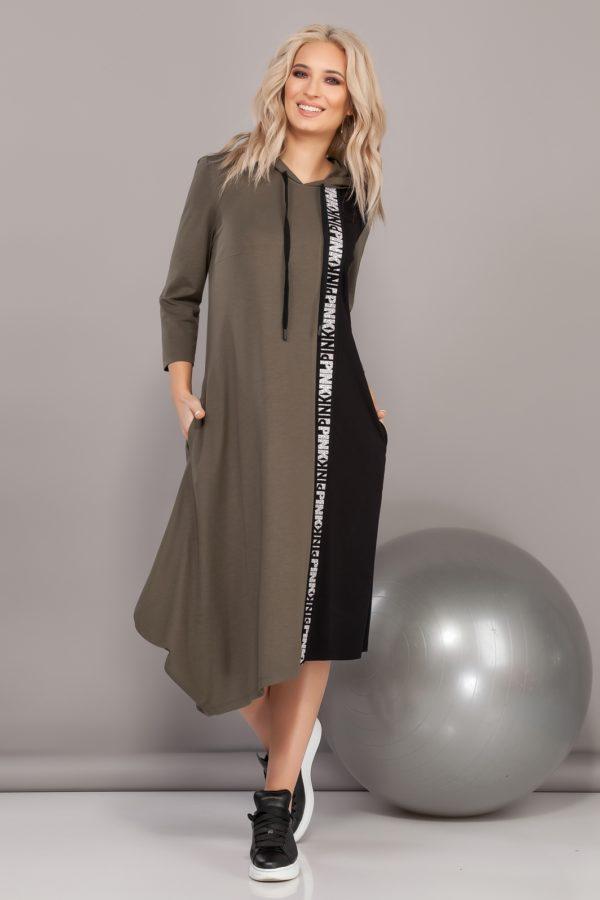 Платье 1481 (52-56) SPORT TIME - 2020