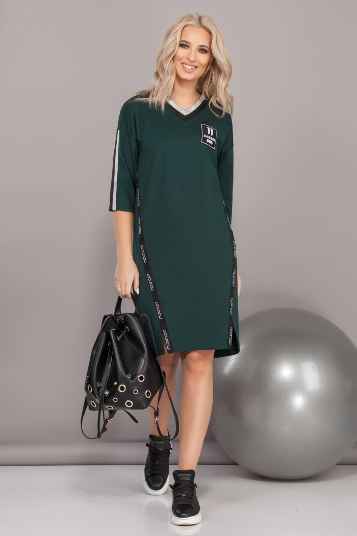 Платье 1484 (52-58) COLLECTION - 2019/2020