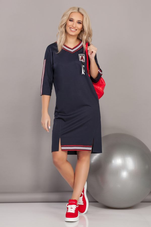 Платье 1485 (44-48) SPORT TIME - 2020
