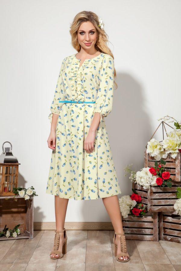 Платье 1533 (44-48) SUMMER TIME 2020