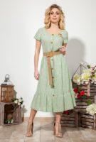 Платье 1538 (46-52) COLLECTION - 2019/2020