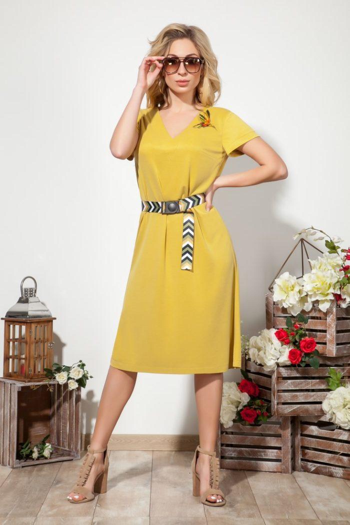 Платье 1543/1 (44-50) SUMMER TIME 2020