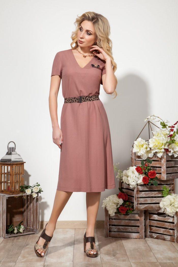 Платье 1543 (44-50) SUMMER TIME 2020