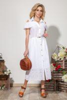 Платье 1560 (46-50) SUMMER TIME 2020