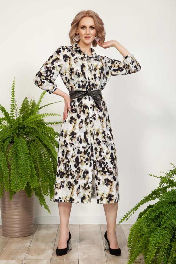 Платье 1574/1 (48-52) AUTUMN 2020