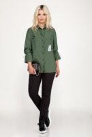 Блуза 1630 (46-54) AUTUMN 2020