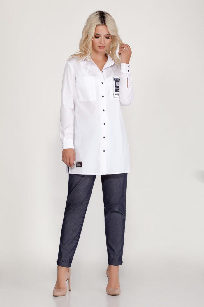 Блуза 1615 (46-58) AUTUMN 2020