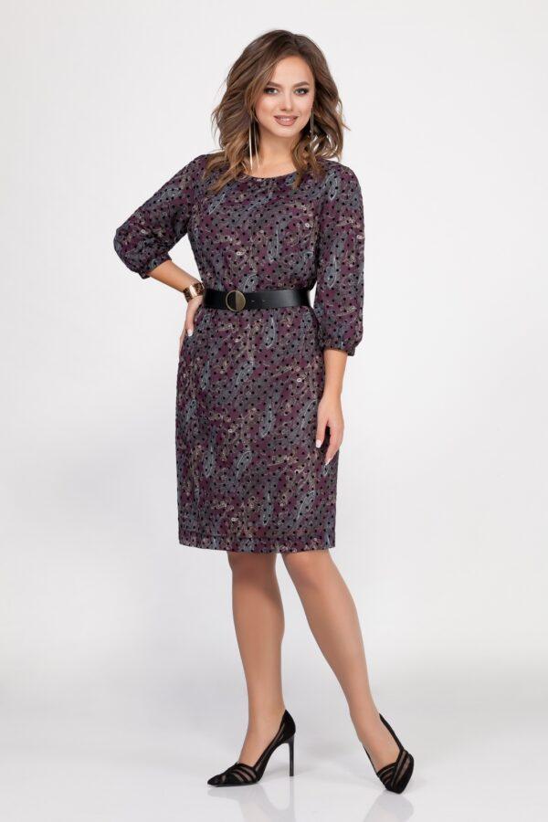 Платье 0045 (42-50) AUTUMN 2020