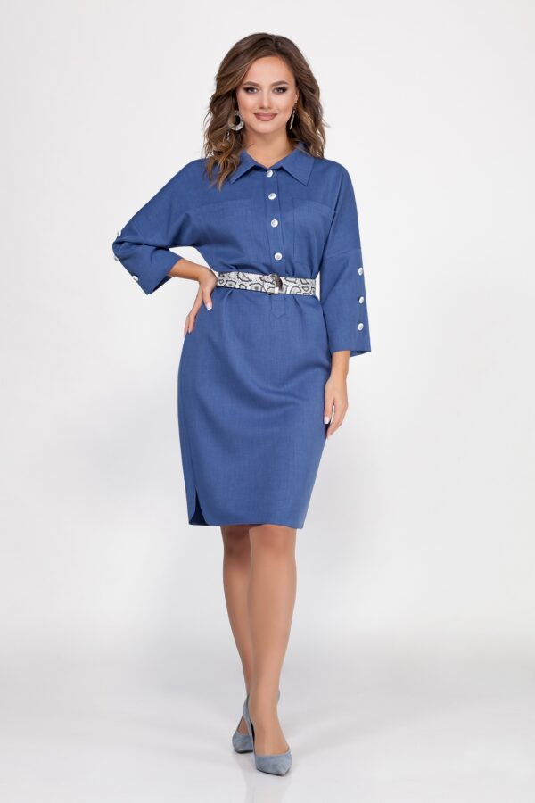 Платье 0200 (42-50) AUTUMN 2020