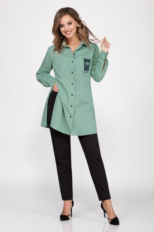 Блуза 1615/2 (46-58) AUTUMN 2020
