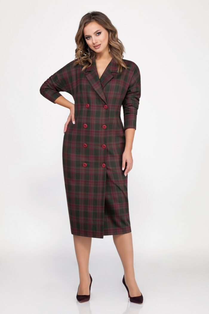 Платье 1622/1 (46-54) AUTUMN 2020