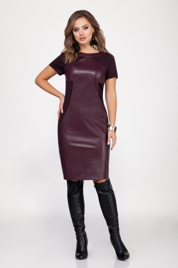 Платье 1628/1 (44-48) AUTUMN 2020