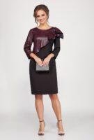 Платье 1633 (44-50) AUTUMN 2020