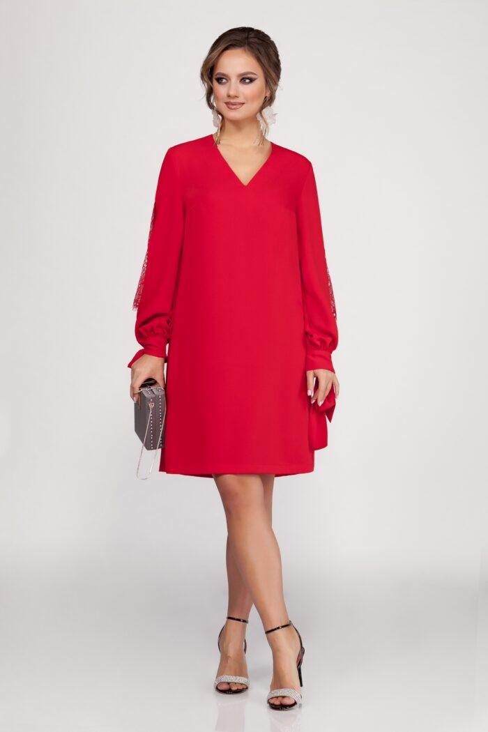 Платье 1637 (44-50) AUTUMN 2020