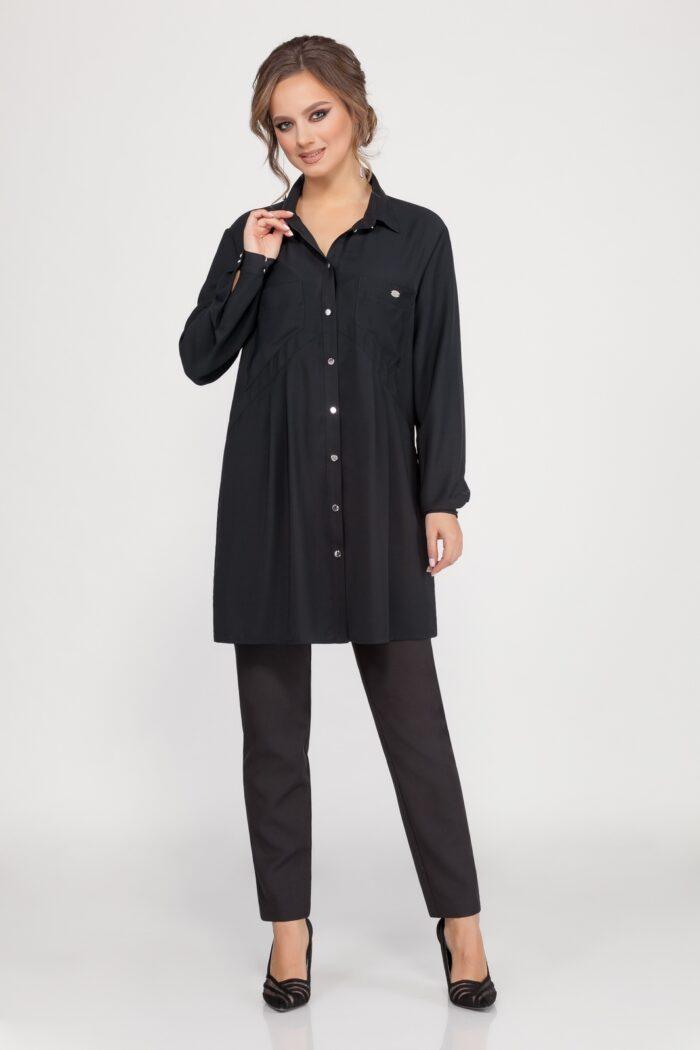 Блуза 1645 (46-58) AUTUMN 2020
