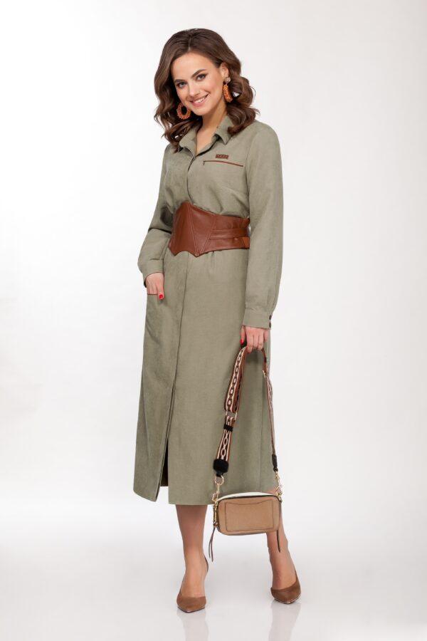 Платье 1650 (44-54) SPRING 2021