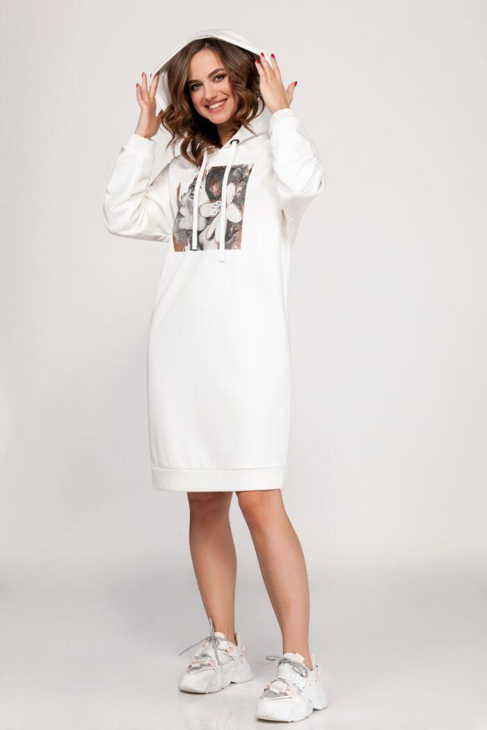Платье 1606 (42-48) SPRING 2021