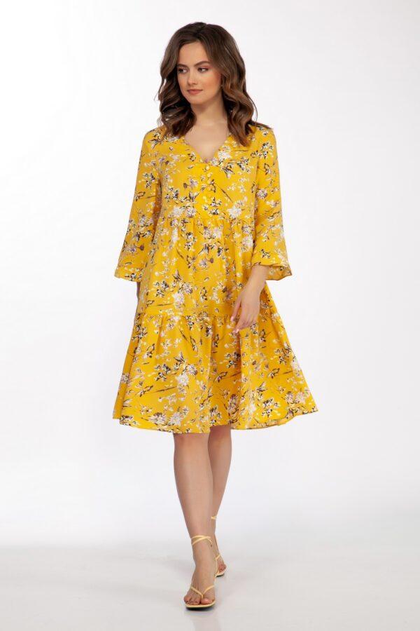 Платье 1670/2 (44-52) SPRING 2021