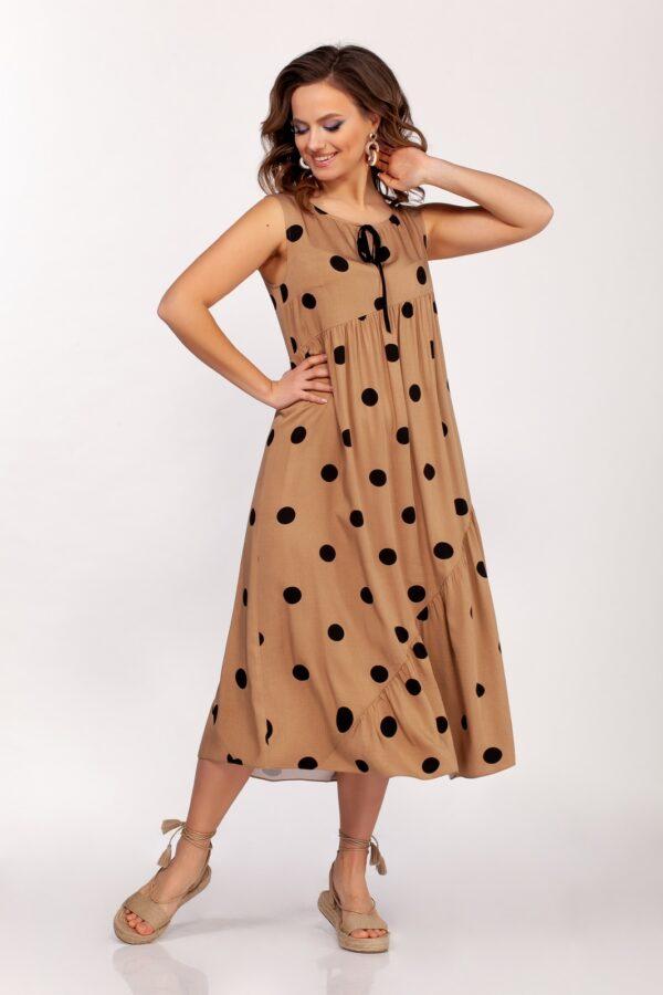 Платье 1682 (46-52) SPRING 2021