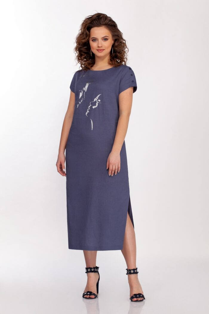 Платье 1715 (46-58) SPRING 2021