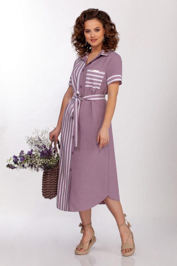 Платье 1746 (48-56) SPRING 2021