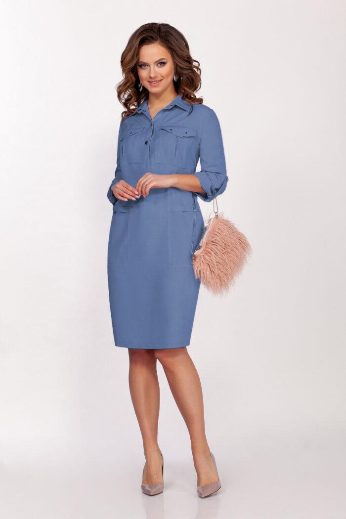 Платье 1698 (54-60) SPRING 2021