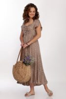 Платье 1714 (44-50) SPRING 2021