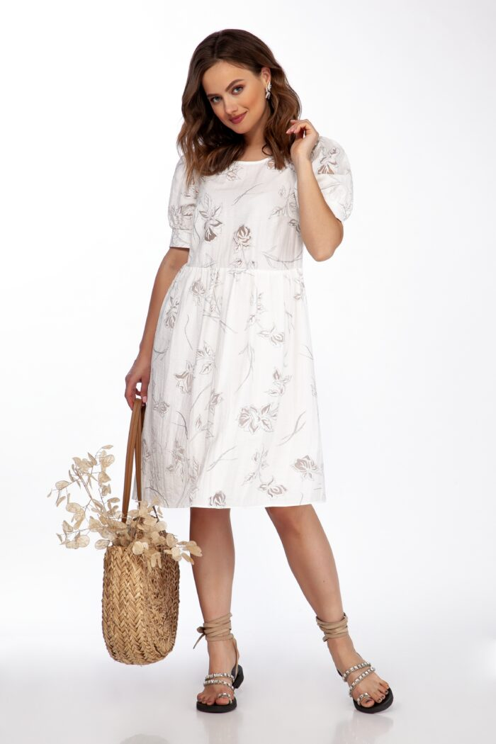 Платье 1724 (42-48) SPRING 2021