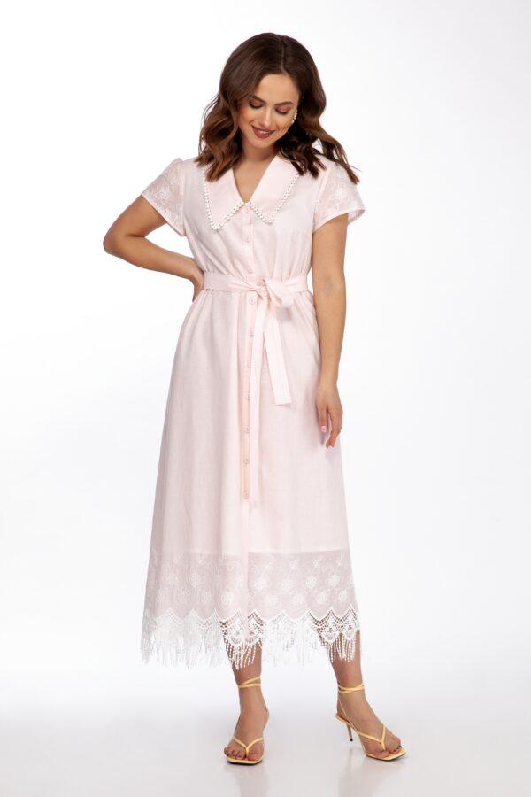 Платье 1736 (46-50) SPRING 2021