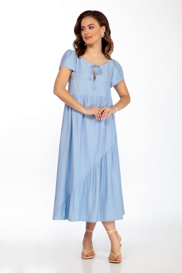 Платье 1737/1 (46-54) SPRING 2021