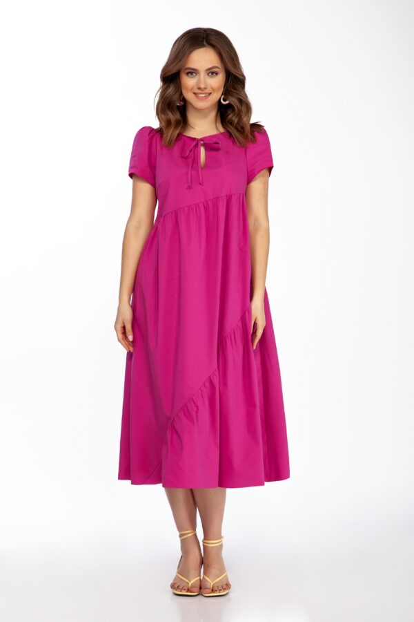 Платье 1737 (46-54) SPRING 2021