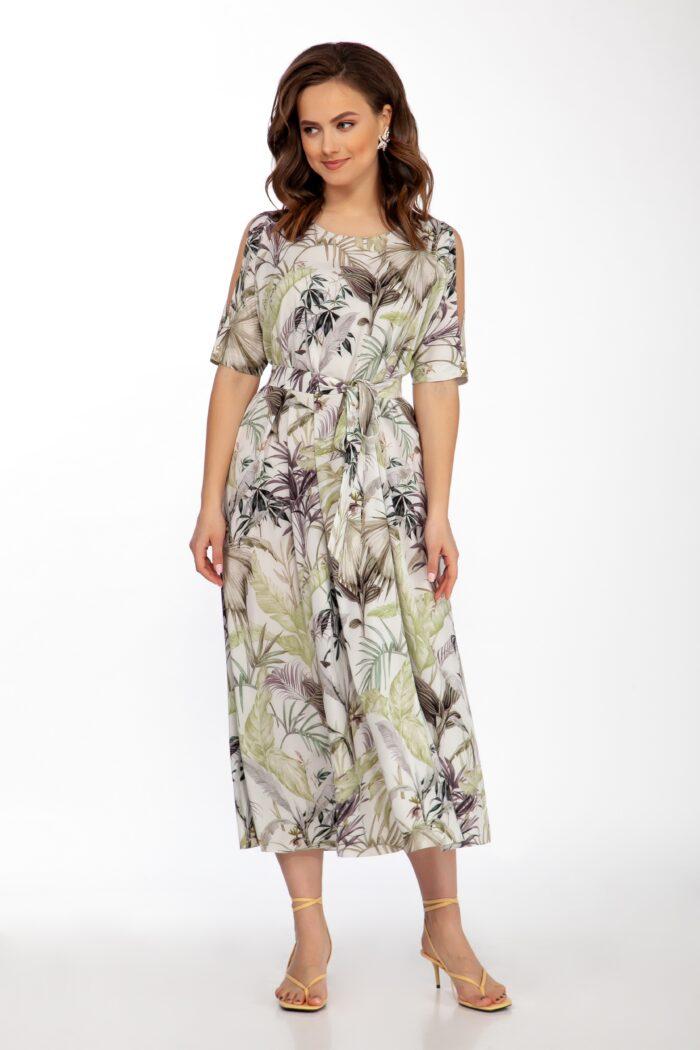 Платье 1742 (50-56) SPRING 2021