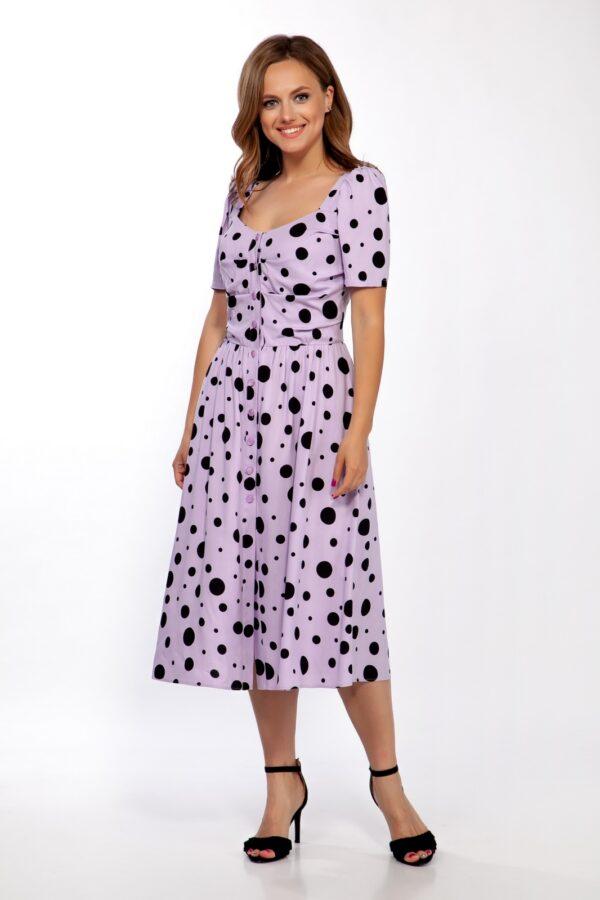 Платье 1719/4 (46-52) SPRING 2021