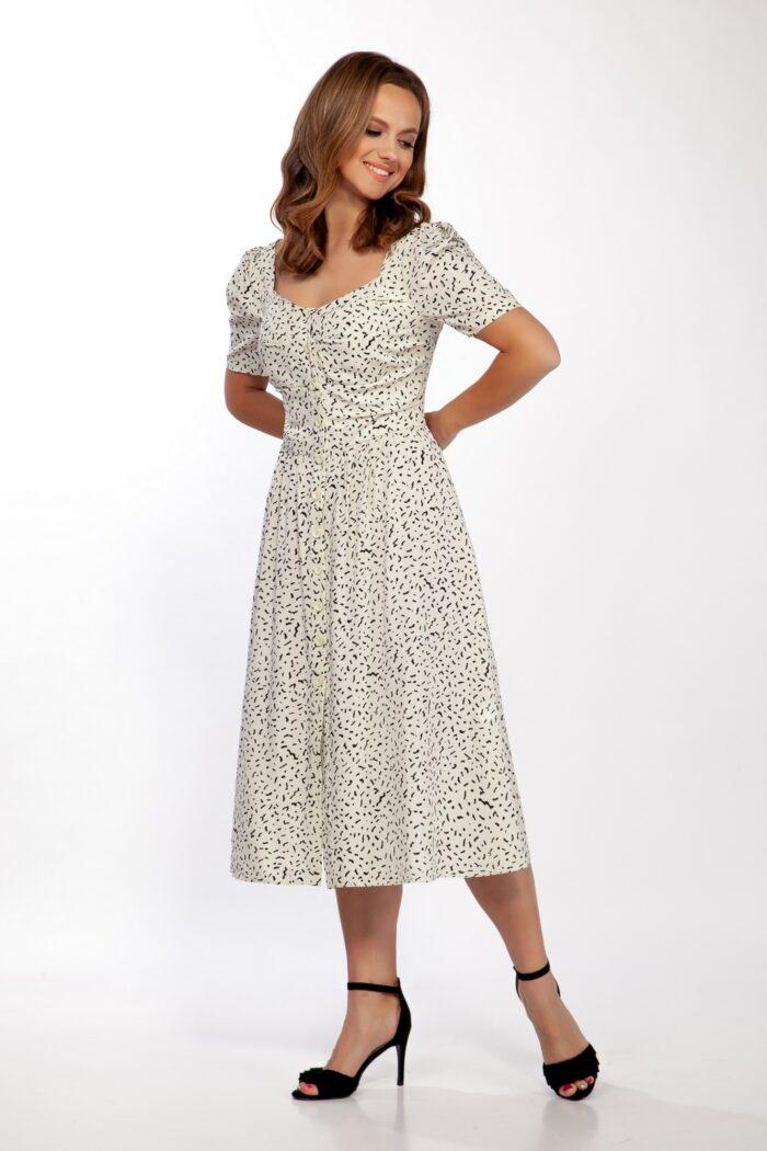 Платье 1719/5 (46-52) SPRING 2021