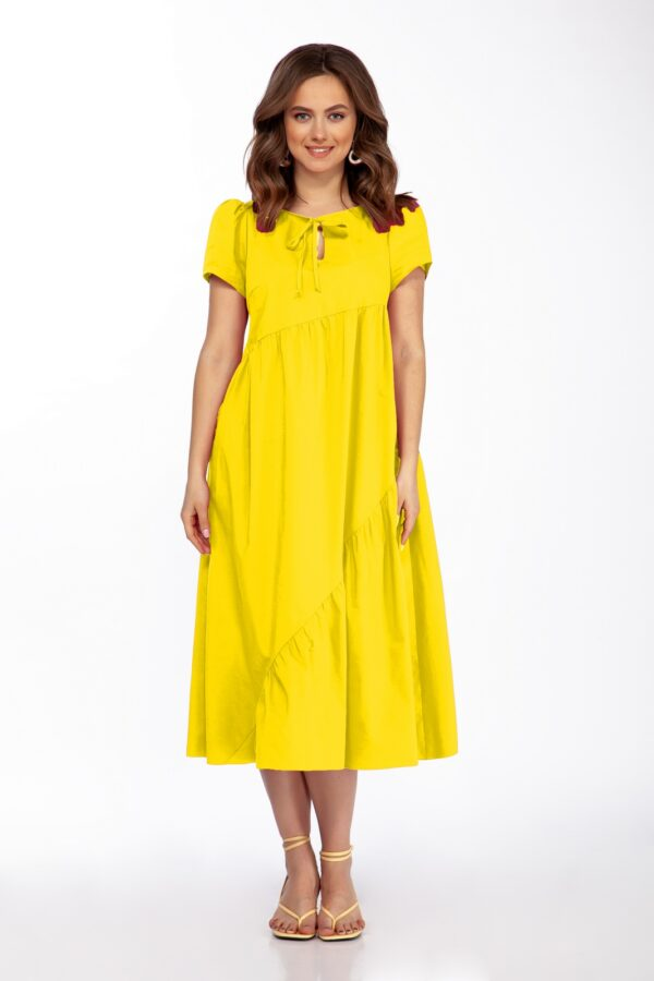 Платье 1737/2 (46-54) SPRING 2021