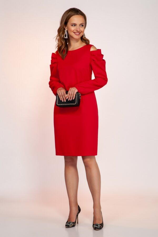 Платье 1777 (42-50) AUTUMN 2020