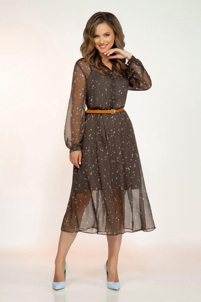 Платье 1798 (46-54) AUTUMN 2020