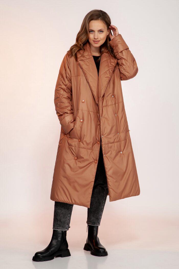 Пальто 1752 (44-52) AUTUMN 2020