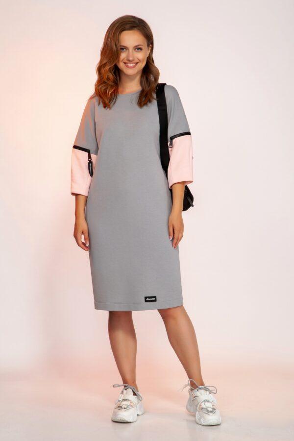 Платье 1757 (48-58) AUTUMN 2020